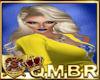 QMBR Long Wavy Blonde