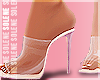s | Clearly Pink Pump