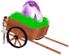 Ma's Easter egg cart 5p