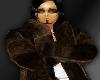 [SG]BROWN SUEDE COAT
