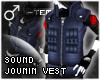 !T Sound jounin vest [M]