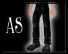 [AS] Mr.Cellophane-Pants