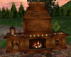 Outdoor Fireplace Resize