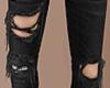 DarkRipped Jeans