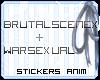 BrutalsceneX & Warsexual