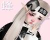 蜂| Hachi Ski Mask- B