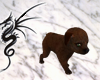 [LD]Puppy w/treat Choclt