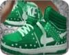 [G] Green  Shoe