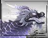 Grey Asian Dragon