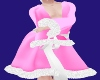 ~HD~Pink Bed Robe-m-