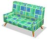 Retro Sofa - Cubes