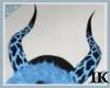 {IK}Neko BlueLeop Horns