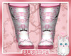kids blossom rain boots