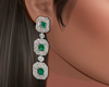 J | Emerald Earrings I