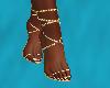 FG~ Gold Heels