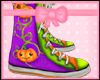 [GB] Halloween Sneakers