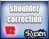 Shoulder Scaler 85% Adv