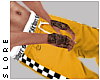 $ yellow checker joggers