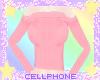 sweater (pink) ❤
