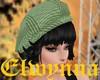 Elw - Green Hat/Black H.