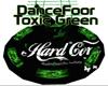 Toxic Green Dancefloor