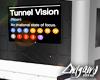 TUNNEL VISION CANVAS ART