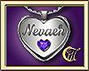 NEVAEH'S LOCKET