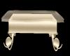 Cream Coffee Table