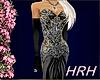 HRH Gothic Sess Black