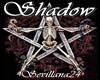 Pentagram Shadow Demon