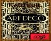 |DRB| Art Deco Fauteuil