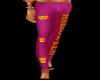 Halloween Leggings Pink
