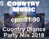HB Country Dance Mix 5