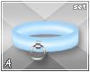A|Elia Blue Cuff Set (F)