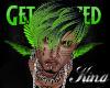Mike Blazed Green v1