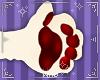 凄 claws burgundy