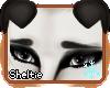 *S* Black Furry Brows M