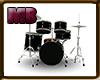 [9V6] Drum set