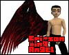 Crimson Wing Angel