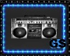 OLD BOOMBOX DERIVABLE