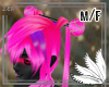 Mega Pink - Clair Tails