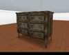 Lu's Brown Dresser