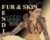 Fendi Skin & Fur