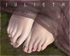J! Floating feet 2.0
