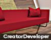 [Devyn]Fiery Long Couch