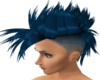 punk blue