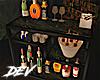 !D Weed  Liquor Cart