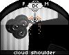 ~Dc) Cloud Shoulder