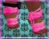 [D.E] Pink Slave Wraps
