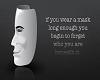 Remove mask poster v3